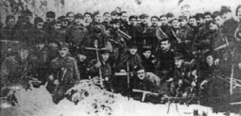 Wielu z tych partyzantów brało udział w rozbiciu więzienia w Mielcu.