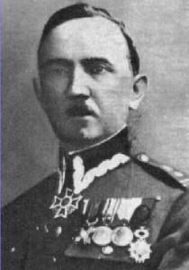 """Płk Jan Szypowski (""""Leśnik"""")."""