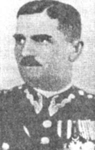 """Ppłk Stanisław Kamiński ps. """"Daniel"""" dowódca pułku """"Baszta"""""""