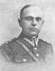 """Por. """"Dąb"""" Leon Stola, d-ca 3 komp. 4 pp Leg."""