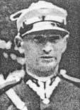 """Rtm. """"Zapała"""" Michał Szrek, d-ca I bat. 4 pp Leg."""