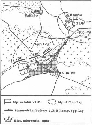Bitwa pod Radkowem, 26 września 1944 roku.