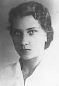 Maria Sowiar-Chodnikiewiczowa, zdjęcie okupacyjne