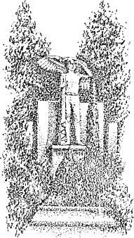 """W części południowej cmentarza w Końskich, już w pobliżu muru, znajduje się grób dwóch, oficerów Obwodu Końskie Armii Krajowej: organizatora i pierwszego komendanta Obwodu  kpt. Jana Stoińskiego - """"Górskiego"""" oraz  ppor. Tomira Tworzyańskiego - """"Borsuka"""". Obaj oficerowie polegli przy próbach ucieczki podczas aresztowań dokonanych przez gestapo w kręgu komendy Obwodu, nocą z 1 na 2 XI 1942 r."""