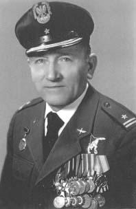 Major Henryk Szopiński, 1980 r.