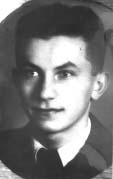 """Zygmunt Kwas ps. """"Kościelny""""."""