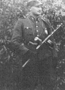 """Plut. """"Bari"""" (Edmund Bieńkowski) z 25. pp AK."""