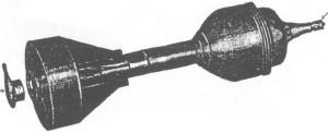Granat kruszący (ostry).