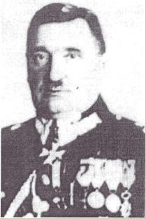 Mjr Stanisław Taczak dowódca Powstania Wielkopolskiego w 1918/19 r.