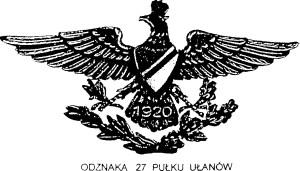 odznaka ułanów