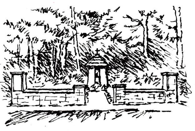 Kapliczka na Wykusie